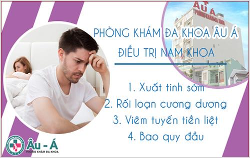 Nên tìm địa chỉ phòng khám nam khoa ở Đà Nẵng nào uy tín?