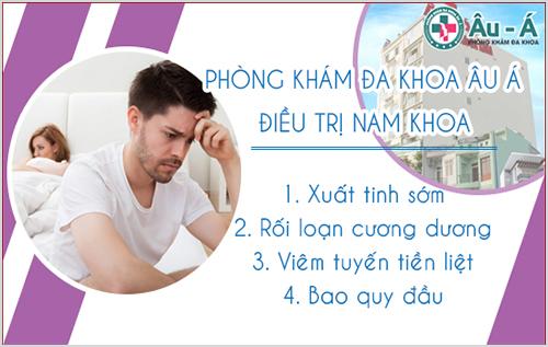 Các địa chỉ phòng khám nam khoa ở Đắk Lắk đảm bảo uy tín