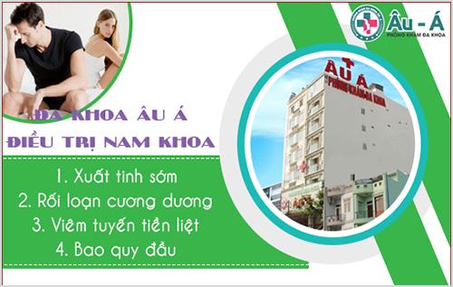 Đâu là địa chỉ phòng khám nam khoa ở Quảng Nam uy tín?